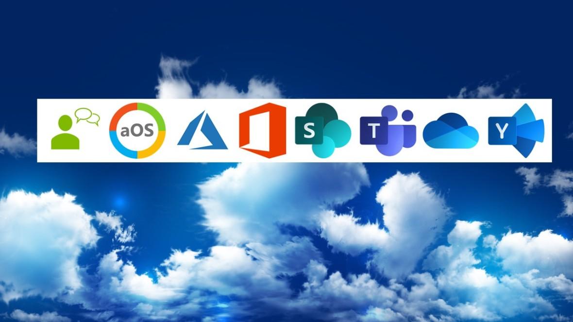 aOS logo et bande 2019